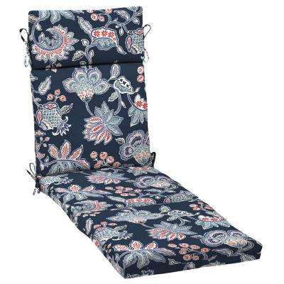 Caroline Outdoor Chaise Lounge Cushion