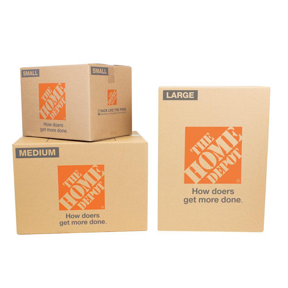 "Empty Paper Box 12 x 16/"" White"