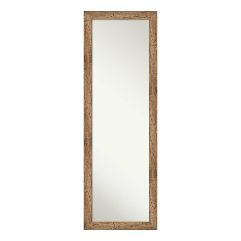 Amanti Art Owl Narrow Brown on the Door Mirror was $235.15 now $145.08 (38.0% off)
