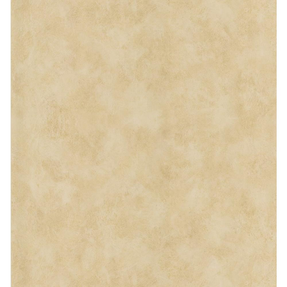 Cottage Living Faye Taupe Gauzy Texture Wallpaper Sample