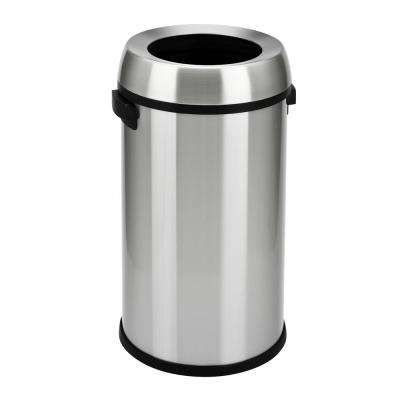 65 l Open Top Commercial Trash Can