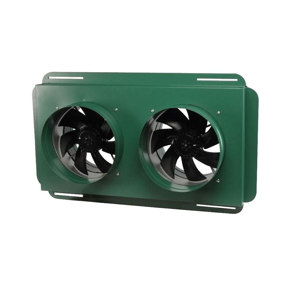 Battic Door Energy Conservation Products 2200 CFM Ducted Whole House Fan