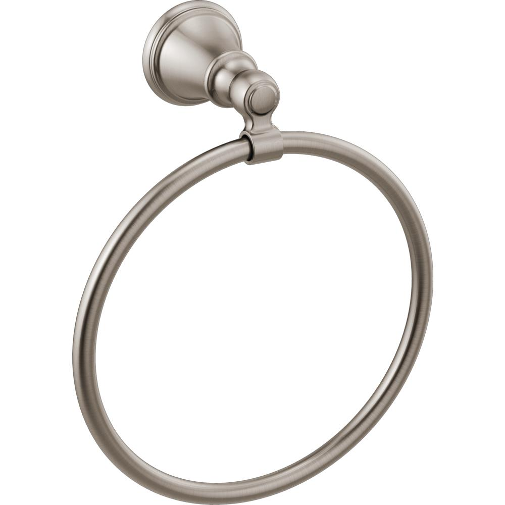 Delta Woodhurst Towel Ring in Brilliance Stainless