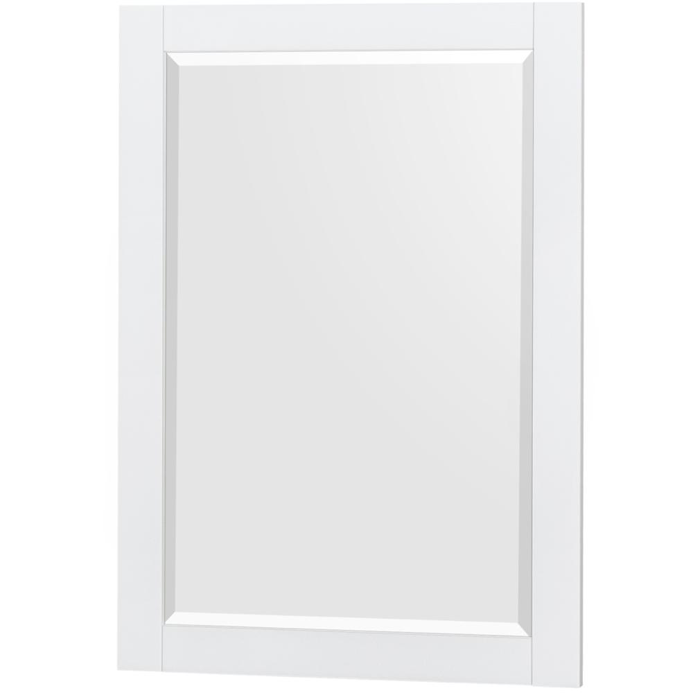 Amare 24 in. W x 33 in. H Framed Wall Mirror