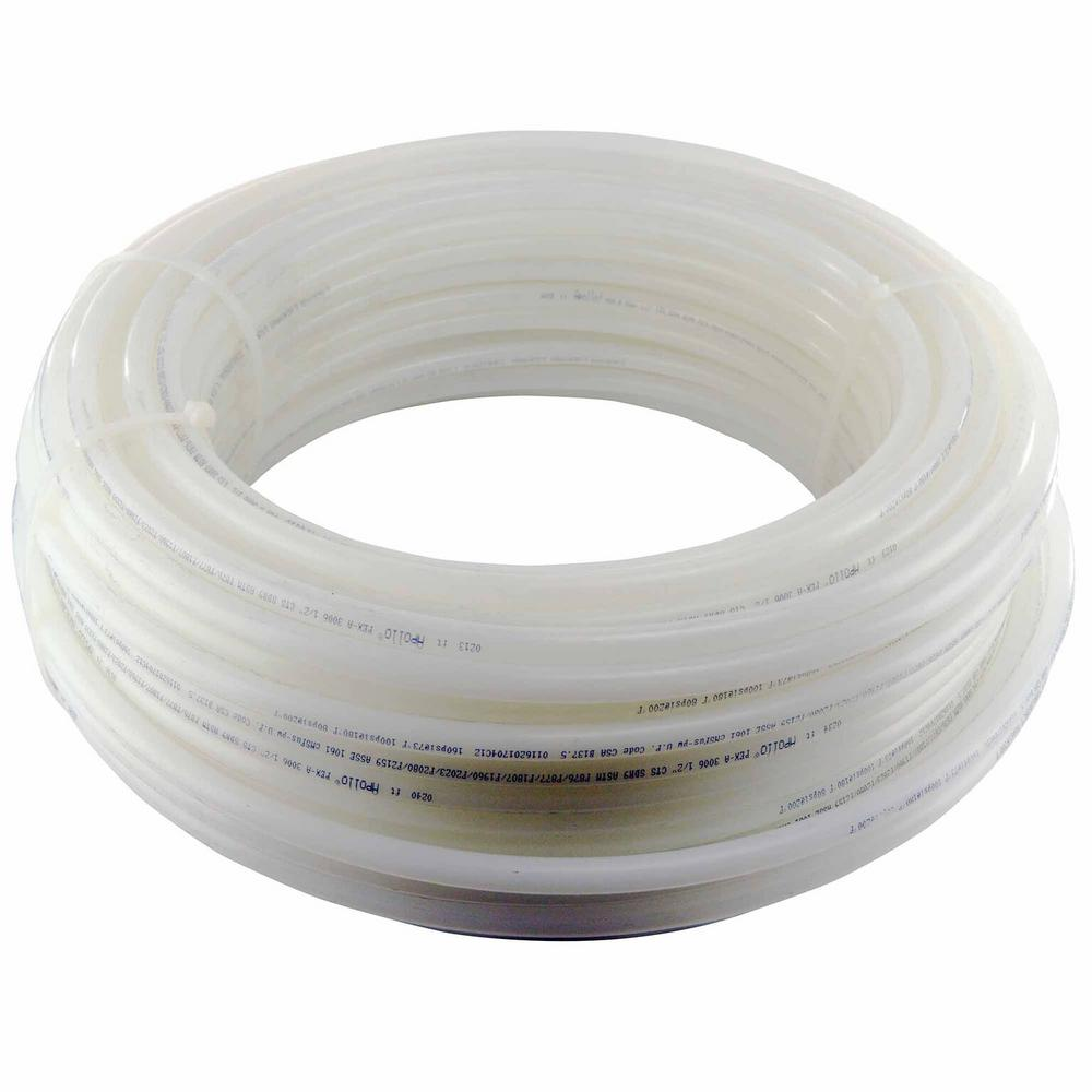1/2 in. x 300 ft. White PEX-A Expansion Pipe