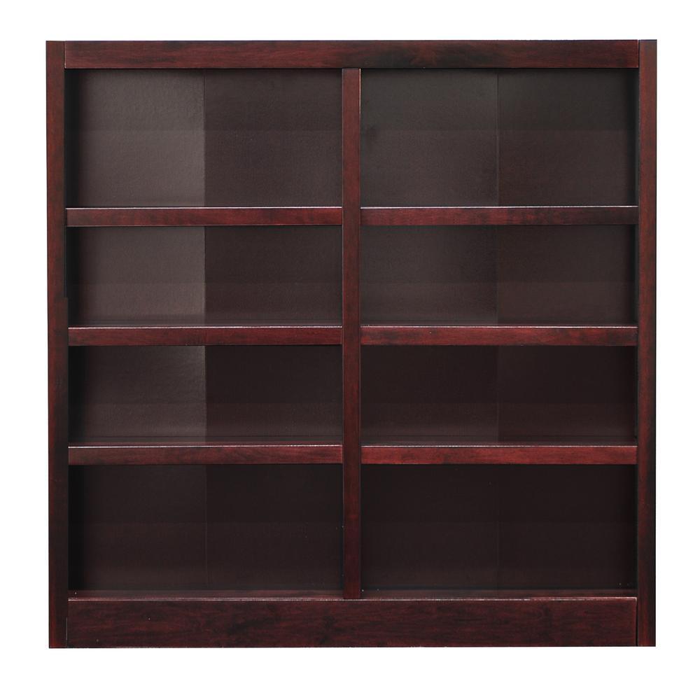 Midas Cherry Open Bookcase