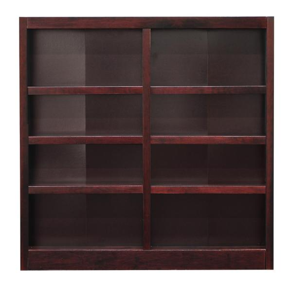 Concepts In Wood Midas Cherry Open Bookcase MI4848-C
