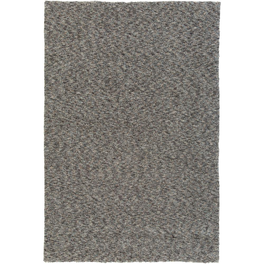 Sally Maise Charcoal 3 ft. x 5 ft. Indoor Area Rug