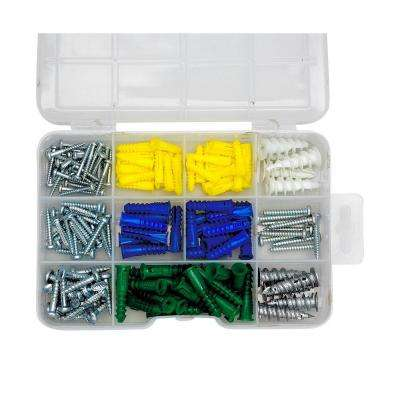 160-Piece Anchor Kit