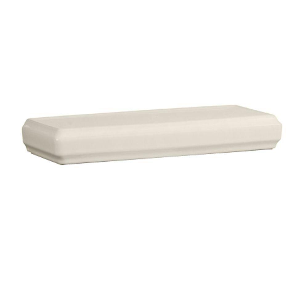 Town Square LXP Toilet Tank Cover in Linen