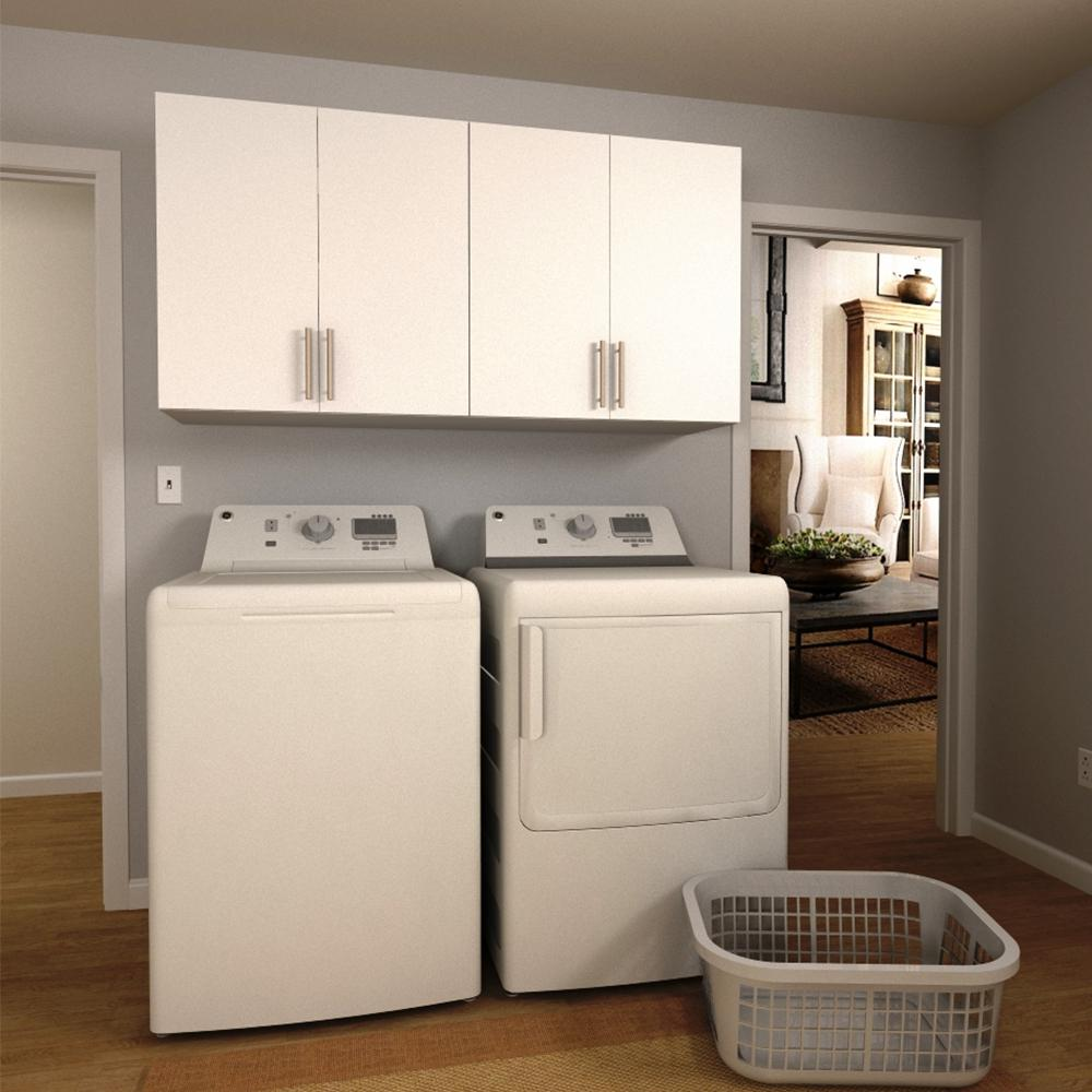 Laundry Room Cabinets - Laundry Room Storage - The Home Depot