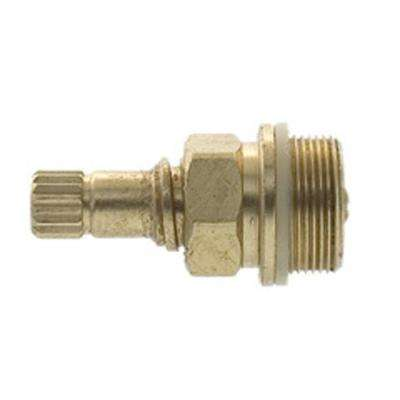 Low Lead 2L-4H Stem for Sterling Faucets in Brass