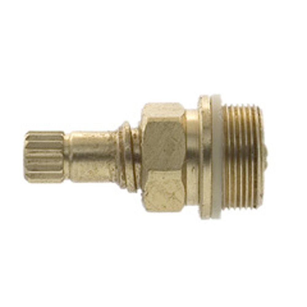 Low Lead 2L-4H Stem for Sterling Faucets in Brass-15643E - The Home ...