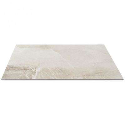 Jammu Ivory 15 in. x 30 in. x 10mm Polished Porcelain Floor and Wall Tile (6 pieces / 18.16 sq. ft. / box)