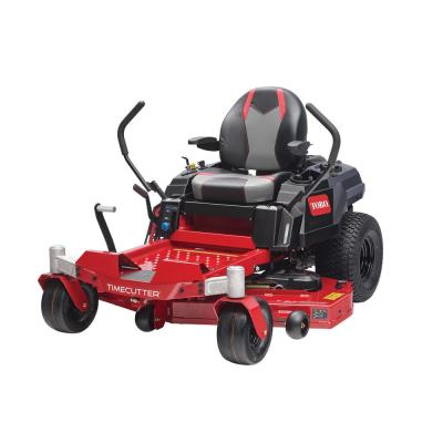 50 in. 23 HP TimeCutter IronForged Deck Kawasaki V-Twin Gas Dual Hydrostatic Zero Turn Riding Mower