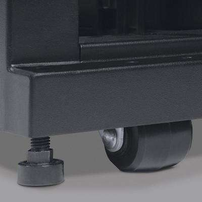Rack Enclosure Cabinet Heavy Duty Mobile Rolling Caster Kit