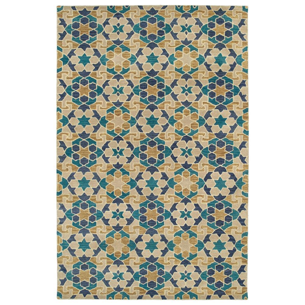 Art Tiles Sand 2 ft. x 3 ft. Area Rug