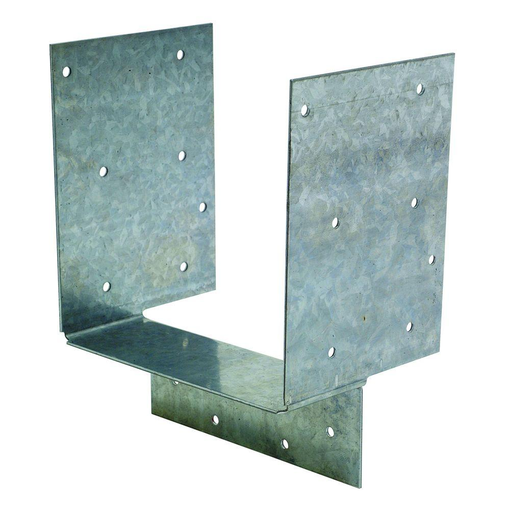 Simpson Strong-Tie HH Galvanized Header Hanger for 6x Nominal Lumber
