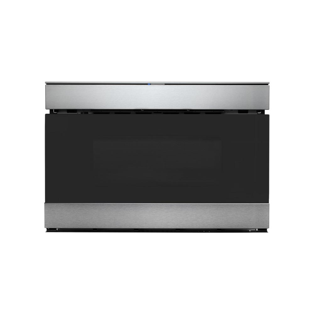 Sharp 1.2 cu. ft. Microwave Drawer in Stainless Steel