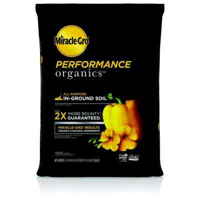 1.3 cu. ft. Performance Organics All Purpose In-Ground Garden Soil