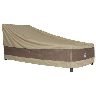 Elegant 74 in. Patio Chaise Lounge Cover