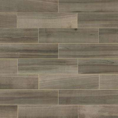 Gold Rush Prospect  6 in. x 24 in. Porcelain Floor and Wall Tile (14 sq. ft. / case)