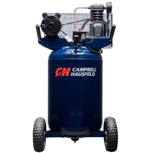 Campbell Hausfeld 30 gal. Portable Electric 135 psi 5.5 CFM 2HP Air Compressor by Campbell Hausfeld