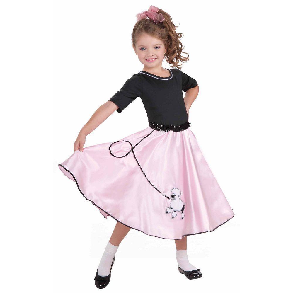 cfb8cb705 Forum Novelties Child Pretty Poodle Princess Costume-F66501 M - The ...
