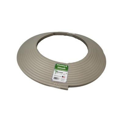 All became concrete expansion strip