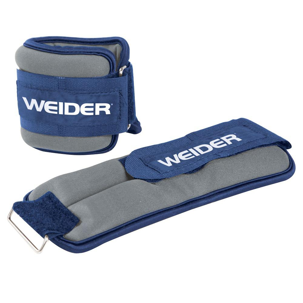 Weider 8 lb. Pair Ankle Weights