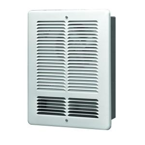 KING 1500-Watt 120-Volt Wall Electric Heater in White by KING