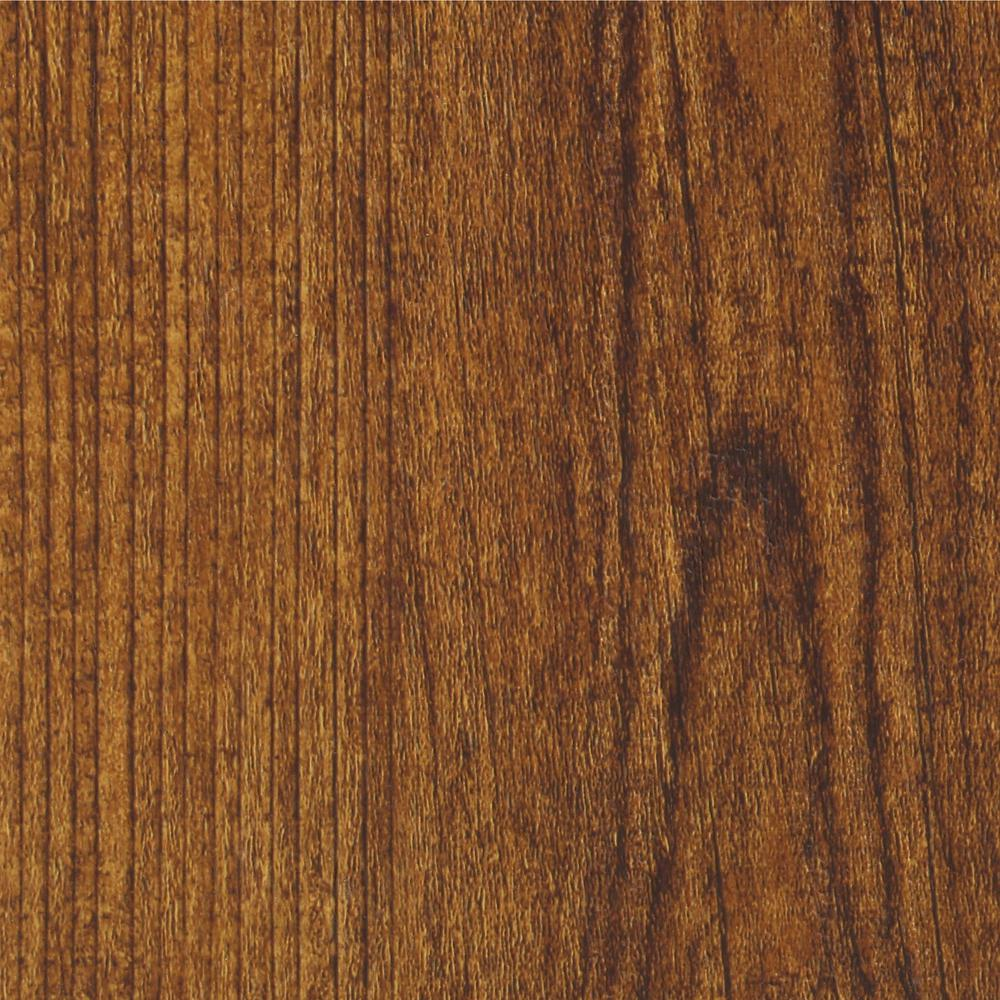 TrafficMASTER Take Home Sample - Hickory Resilient Vinyl Plank Flooring - 4 in. x 4 in.