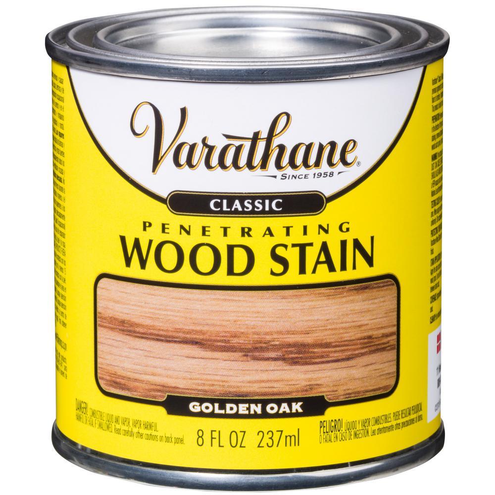 Varathane 8 oz. Golden Oak Classic Wood Interior Stain