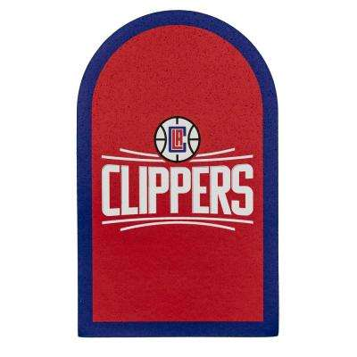 NBA Los Angeles Clippers Mailbox Door Logo Graphic
