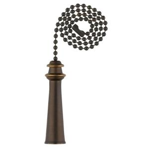 Westinghouse Oil Rubbed Bronze Trophy Pull Chain 7721400