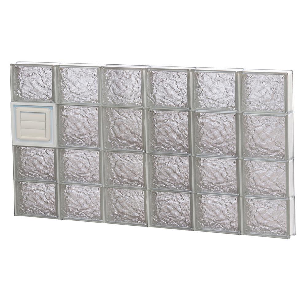 Home Depot Glass Block Windows - Glass Designs