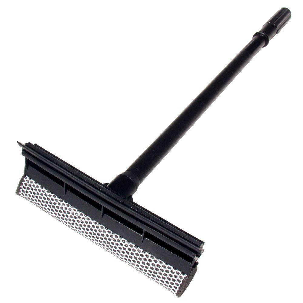 Total Reach 8 In Auto Windshield Squeegee With Handle