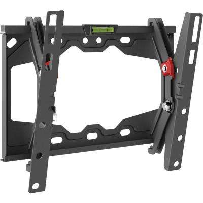 Tilt Flat / Curved Panel TV Wall Mount for 19 in. to 39 in. Screens up to 88 lbs.