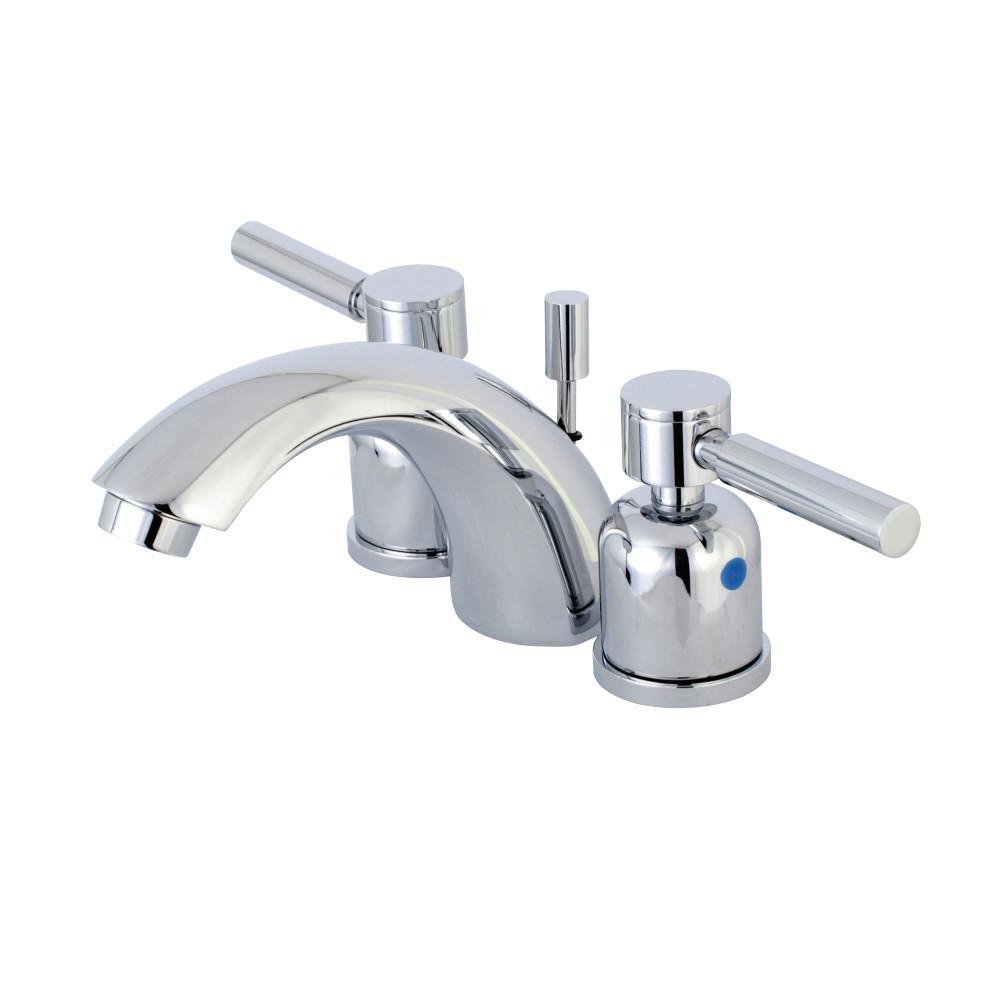4 minispread bathroom faucets