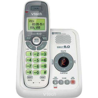 DECT 6.0 Cordless Phone with Answering System with Caller ID