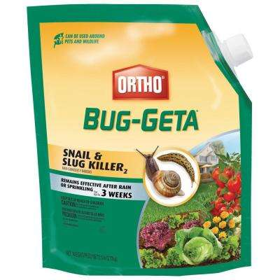 Bug-Geta 6 lb. Snail and Slug Killer