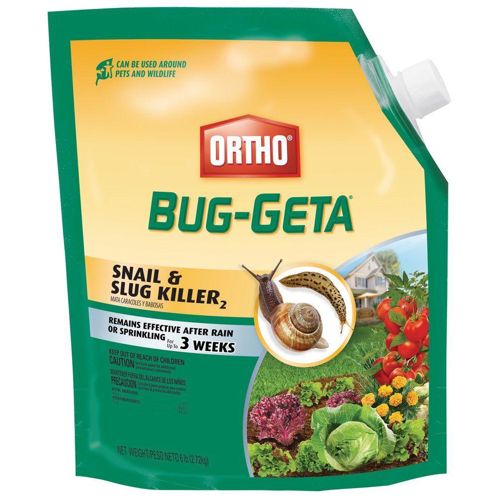 Bug-Geta 6 lb. Snail and Slug Killer