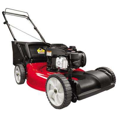 Refurbished 21 in. 140cc Walk-Behind Self-Propelled Gas Mower