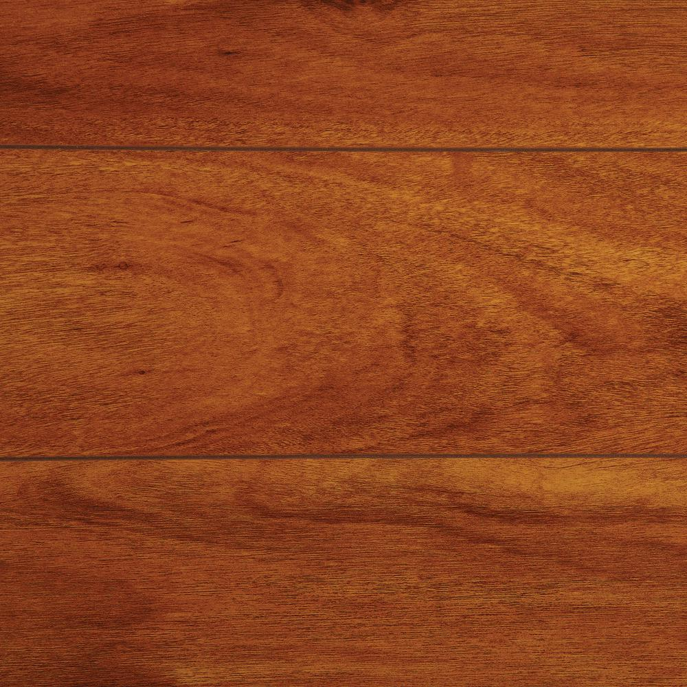 Home Decorators Collection High Gloss Jatoba 8 mm Thick x 5-5/8 in. Wide x 47-3/4 in. Length Laminate Flooring (746 sq. ft. / pallet)