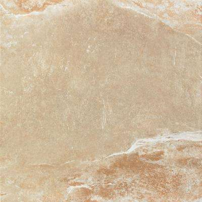 Fontana Terrina Clay 6 in. x 6 in. Porcelain Floor and Wall Tile (10.83 sq. ft. / case)