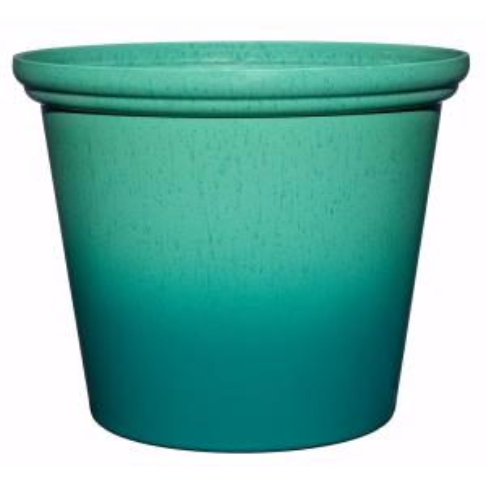Essex 12 inch Marine Grade Resin Planter Fits 10 inch Drop-N-Bloom