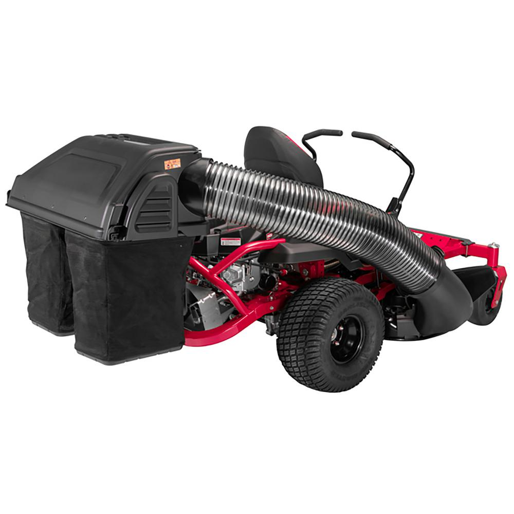 MTD 50 inch and 54 inch Double Bagger - Troy-Bilt and Craftsman Zero Turn Lawn Mowers (2019 and After)