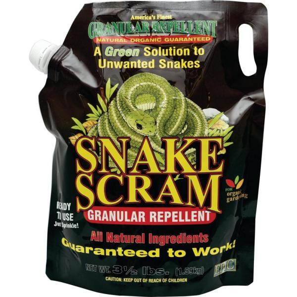 3.5 lbs. Granular Snake Repellent Shaker Bag