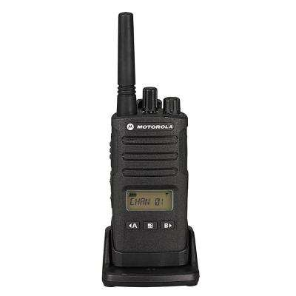 RM 2-Watt 8-Channel UHF Display Business Radio