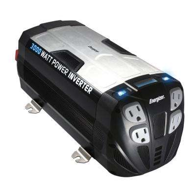 3000-Watt 12-Volt Power Inverter